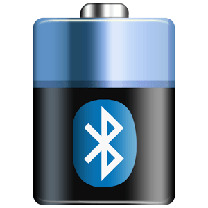 Bluetooth Headset Battery logo android