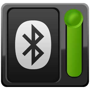 Bluetooth Widget logo android