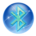 bluetooth gps logo android