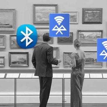 Bluetooth es Proximidad Móvil