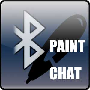 bluetoothpaintchat android logo