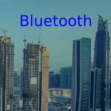 3 funciones que desempeña el Bluetooth al habilitarlo a un edificio inteligente