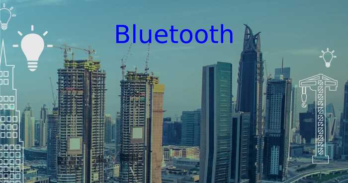 edificios inteligentes con bluetooth