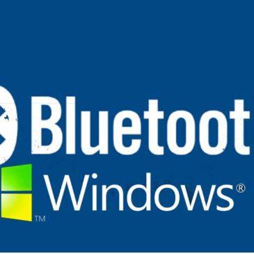 Descargar Bluetooth Para Windows 8
