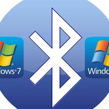Instalar y Configurar Bluetooth en Windows 7