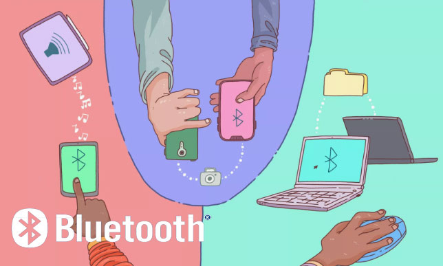 transferir archivos con bluetooth